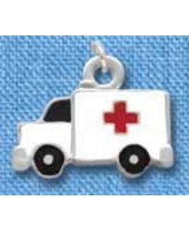 Pendentif Ambulance