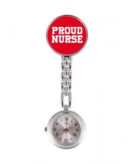 Montre Infirmière Proud Nurse